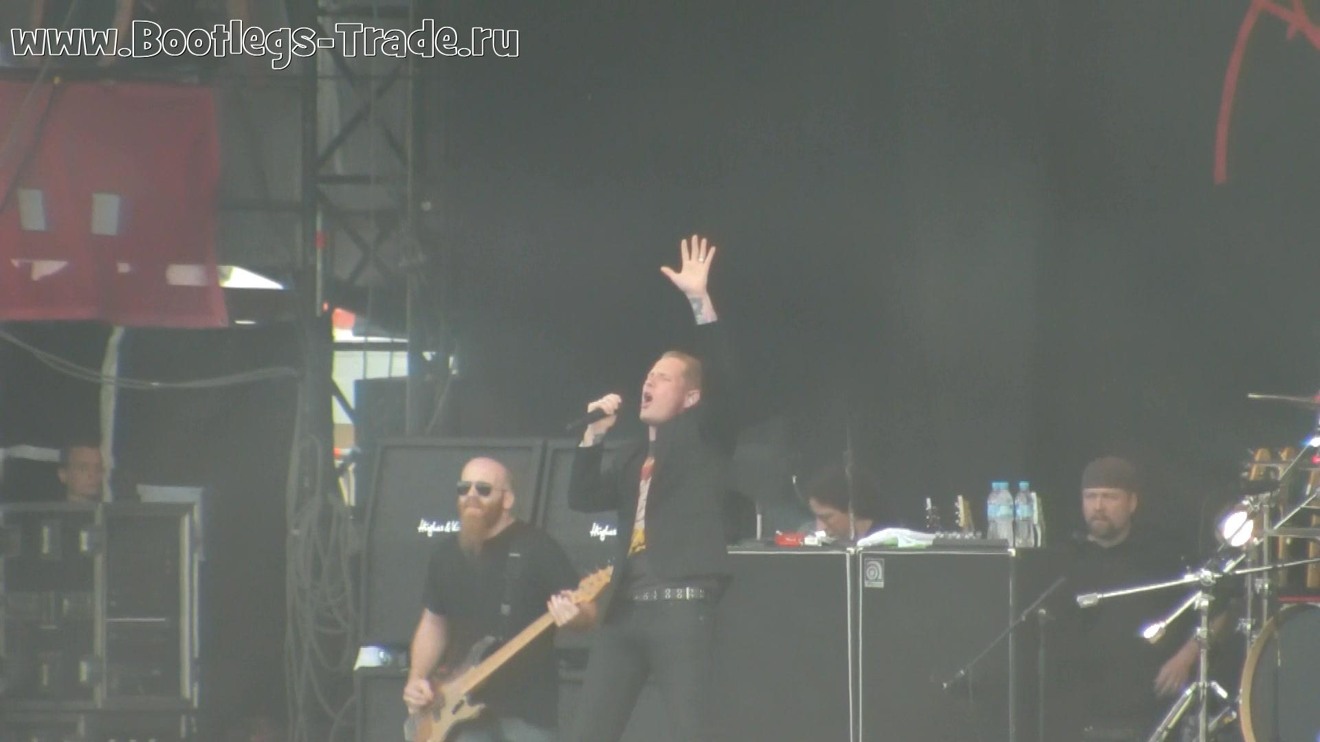 Stone Sour 2010-06-05 Rock Am Ring, Nurburgring, Germany (Jotunify)