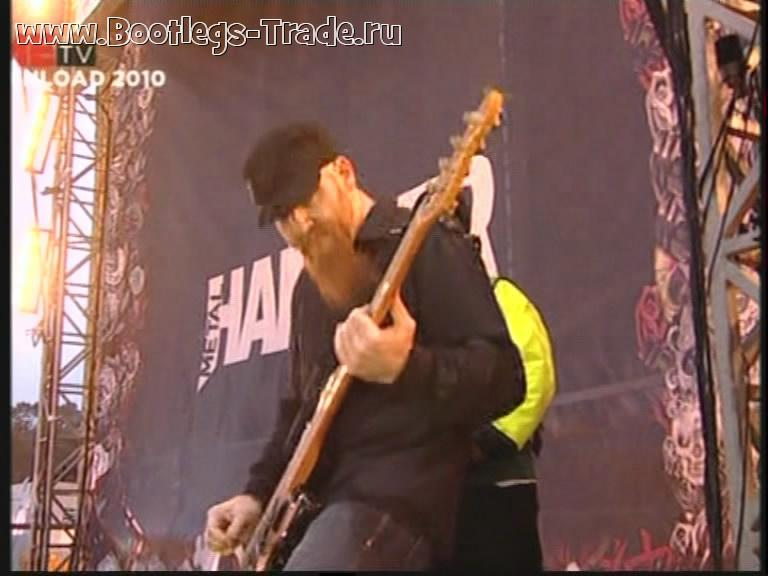 Stone Sour 2010-06-13 Download Festival, Donington, England (NME TV)