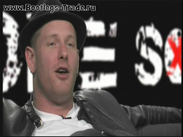 Stone Sour 2010-10-30 Scuzz TV Interview