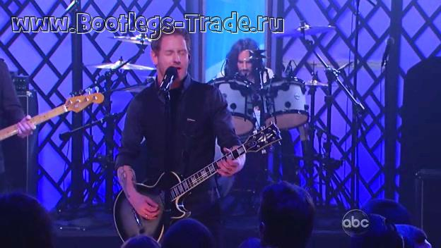 Stone Sour 2011-02-16 Jimmy Kimmel Live, Los Angeles, CA, USA (HDTV.XviD-FQM)