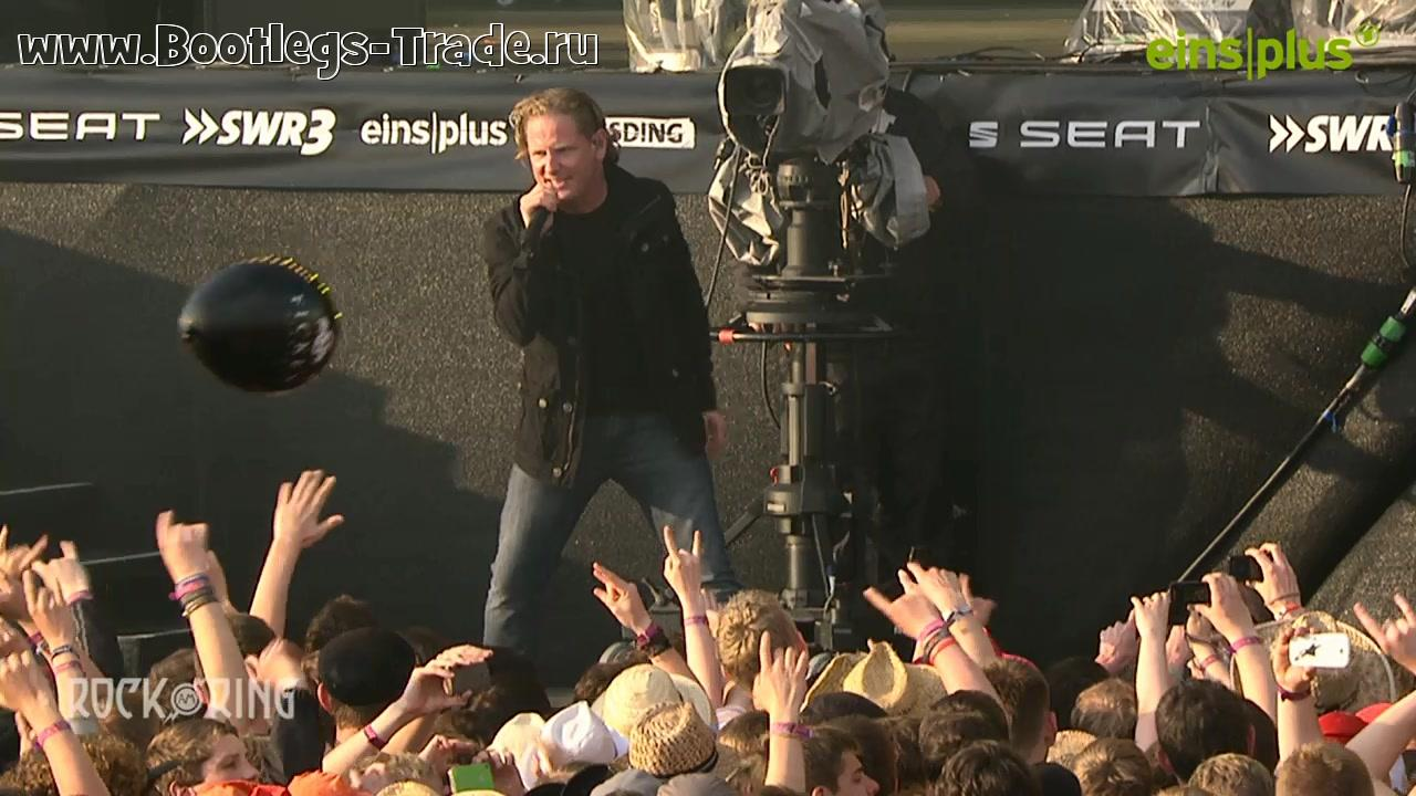 Stone Sour 2013-06-08 Rock Am Ring, Nurburgring, Germany (Webstream)