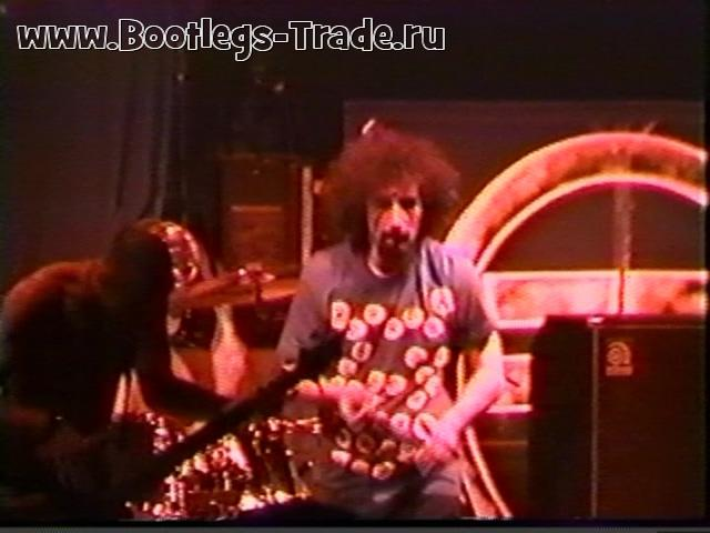 System of a Down 1999-03-26 Harpo's, Detroit, MI, USA (Left Cam)