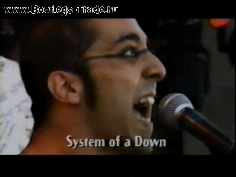 System Of A Down 1999-07-24 Blockbuster Pavilion, San Bernardino, CA, USA