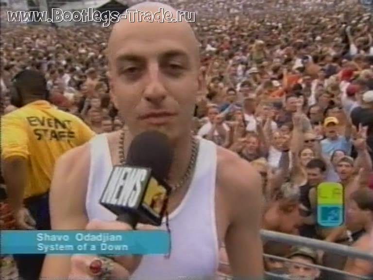 System Of A Down 2000-07-04 PSINet Stadium, Baltimore, MD, USA (MTV All Access Transfer 1)
