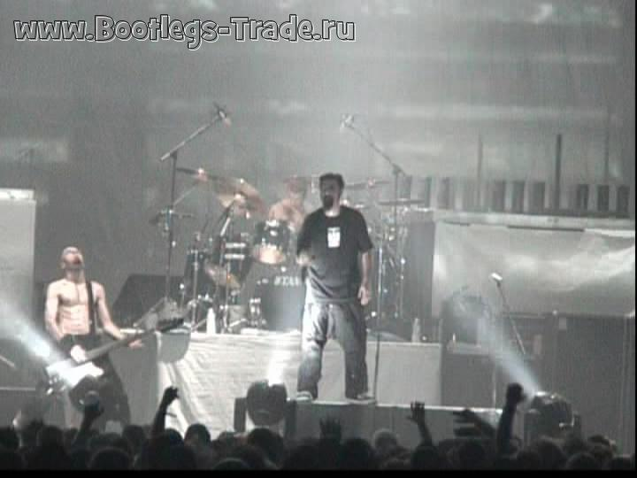 System Of A Down 2001-10-16 Baltimore, Baltimore Arena, MD, USA