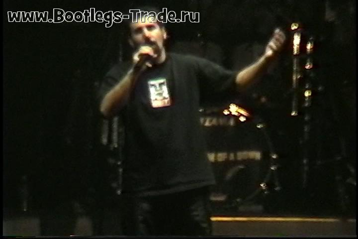 System Of A Down 2001-10-17 First Union Spectrum, Philadelphia, PA, USA