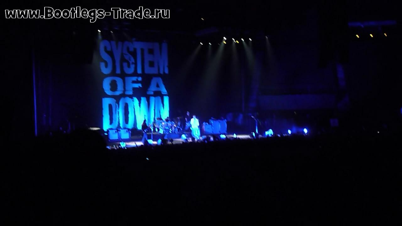 System Of A Down 2011-06-06 P.O.P. Bercy, Paris, France (Left)