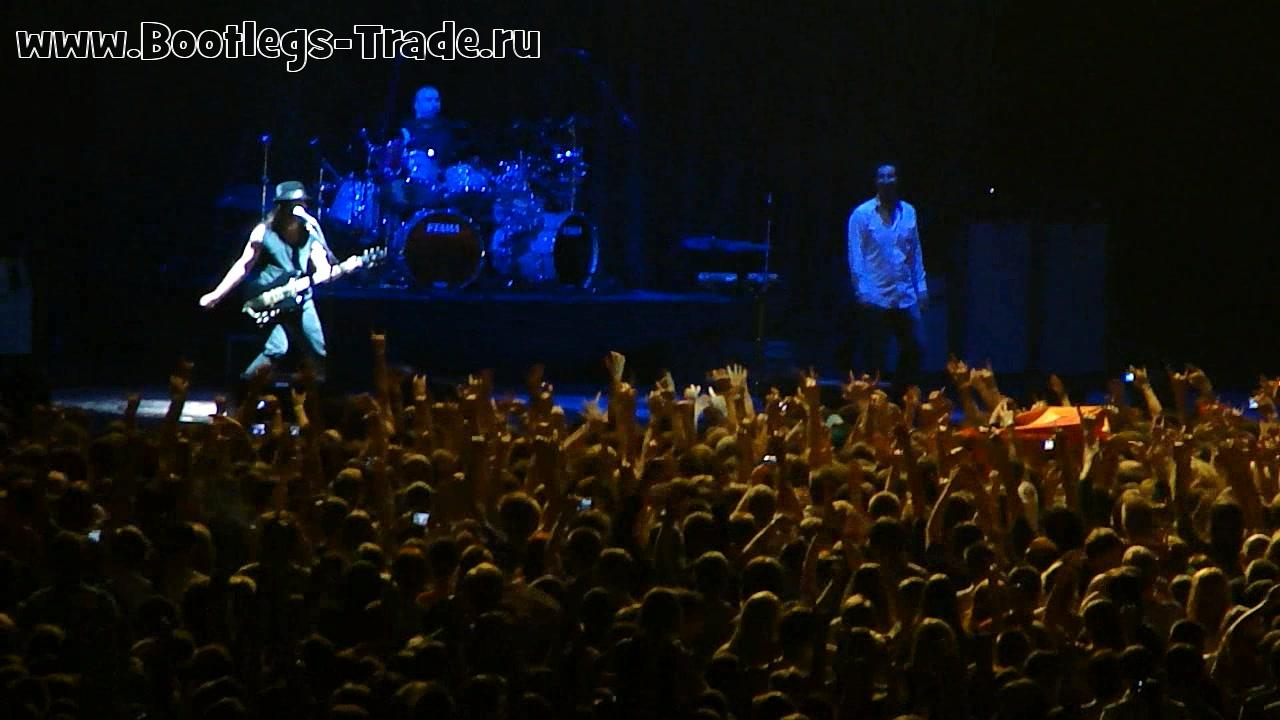 System Of A Down 2011-06-21 SC Olympiysky, Moscow, Russia (Version 3)