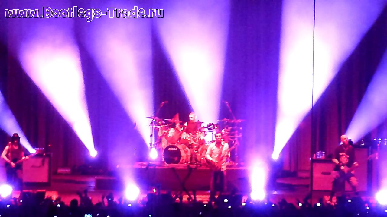 System Of A Down 2011-06-21 Olympijskiy Stadium, Moscow, Russia (Source 6 HD 720)