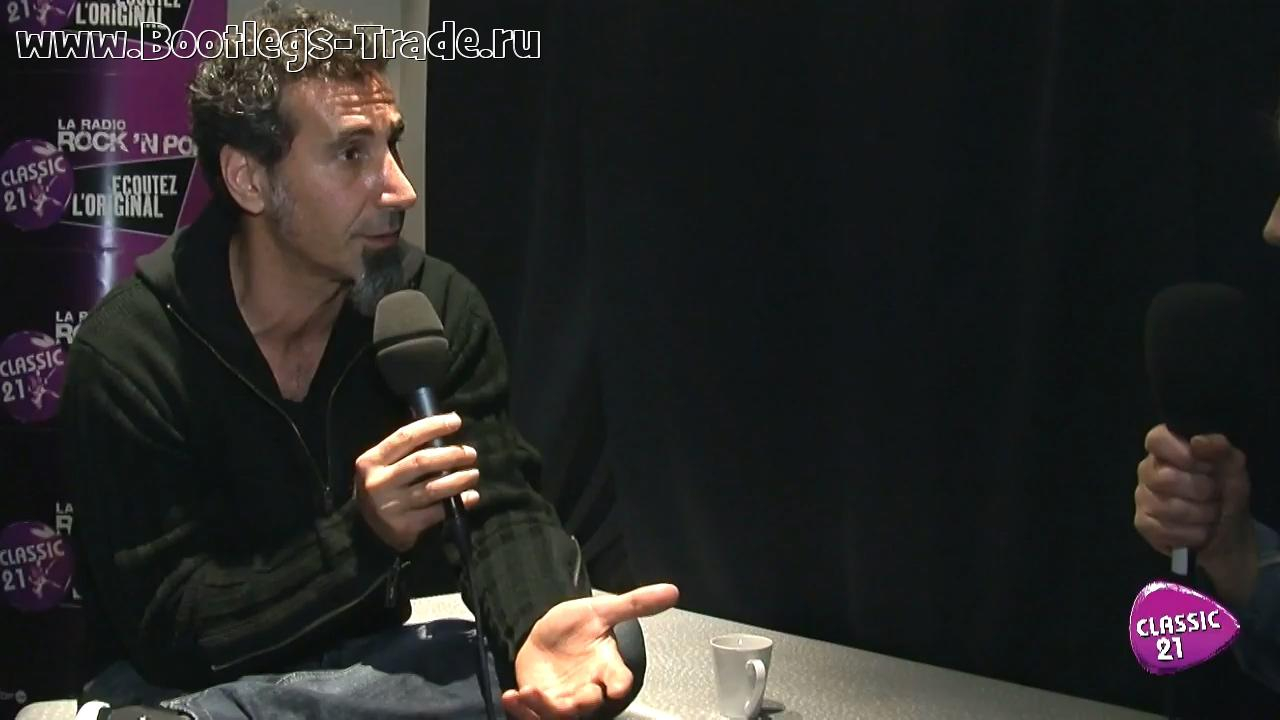 System Of A Down 2015-04-00 Classic 21 Interview (HD 720)